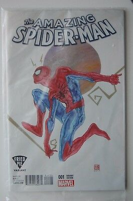 AMAZING SPIDER-MAN #1 Vol 4 Fried Pie Variant (VF/NM)