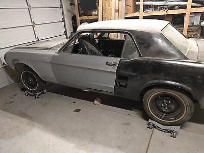 1967 Ford Mustang 2-door hardtop NO RESERVE 1967 Ford Mustang GT coupe