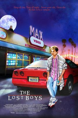 Lost Boys Movie Poster