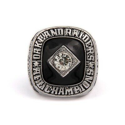 AFC 1967 Oakland Raiders Championship Ring