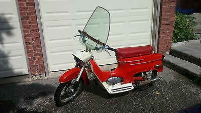 Other Makes: Jawa 05/20 Scooter Vintage 1966  Jawa 05 Scooter ( Pioneer )