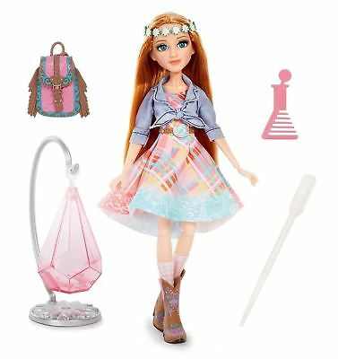 Project Mc2 Doll with Experiment Ember's Garden Toy