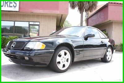 2000 Mercedes-Benz SL-Class SL500 CONVERTIBLE R129 FLORIDA NO RESERVE! 2000 MERCEDES BENZ SL500 CONVERTIBLE R129 HARDTOP FLORIDA NO RESERVE!