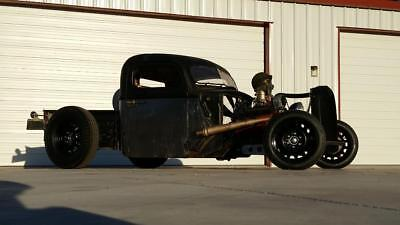 1942 Ford Other F-100 1942 Ford Rat Rod Hot Rod custom F1 F100