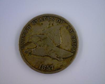 1857 Flying Eagle Cent (RC4143)