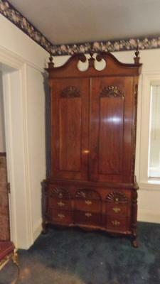 Antique Large Wardrobe / Armoire