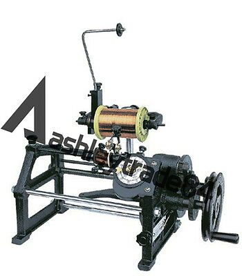 Semi-Automatic Coil Winding Machine Hand Coil Winder with Electronic Counting