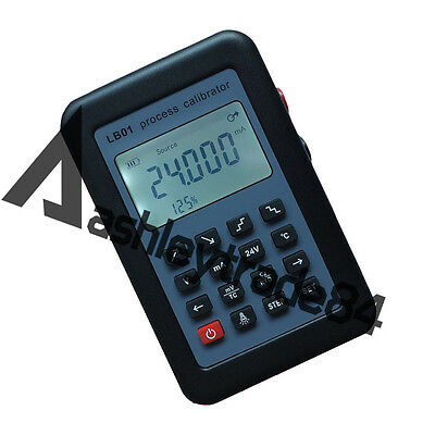 LB01 Resistance Current Voltmeter Signal Generator Source Process Calibrator