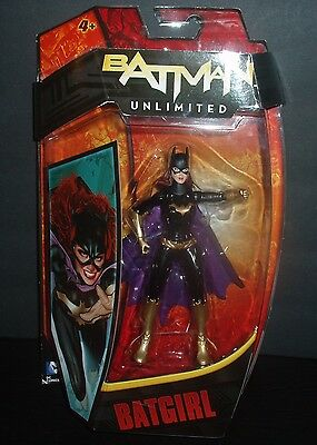 "DC Universe BATGIRL ""Batman Unlimited"" Classics 2012 LOOK!!!"