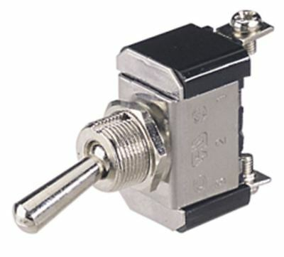 60055BL Narva Off / On Metal Toggle Switch