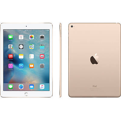 GRADE C Apple iPad Air 2 | 64GB | Gold | WiFi Only | Unlocked | Bent | Clearance