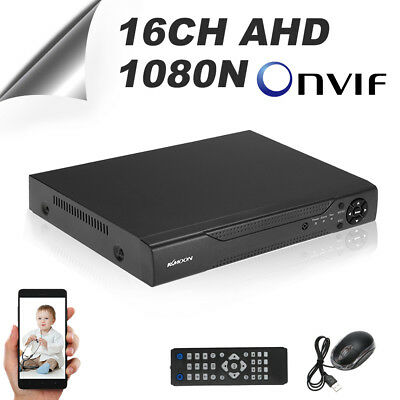16CH 1440P 4MP IP Security Cameras System PoE NVR 3TB HDD