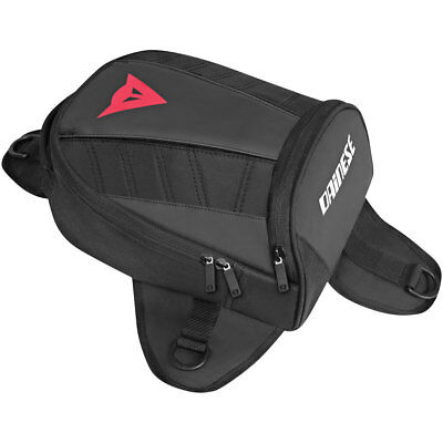 Motorcycle Dainese D-Tanker Tank Bag Magnetic - 6 Litres UK Seller