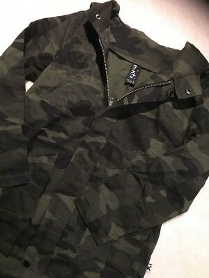 MINTI jacket Size 8 In Excellent Condition