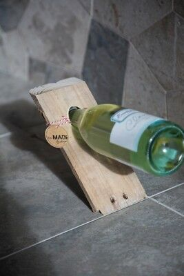 Magic Timber Wine Stand Floating Rack