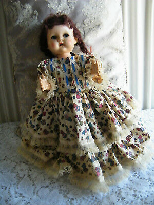 Vintage Pedigree Doll --Approx 40Cm --Good Condition