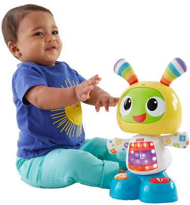 Fisher-Price Bright Beats Dance and Move BeatBo Singing Dancing Musical Baby Toy