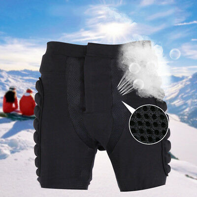 BU_ Protective Gear Hip Padded Shorts Skiing Skating Snowboard Protection Eyeful