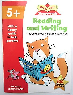 Year 1 English Literacy Reading Writing Activity book home learning education 5+