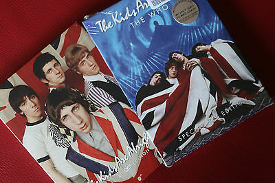 THE WHO The Kids Are Alright - Special Edition 2 DVD Video Region 1 MINT