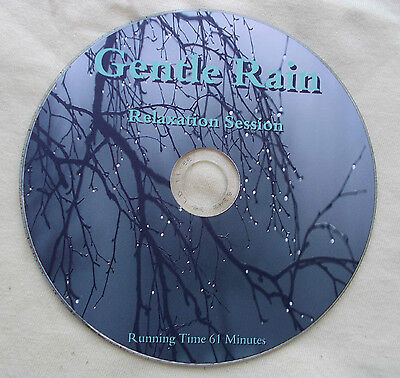 Gentle Rain Relaxation Therapy CD