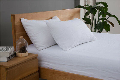 100% Pure French Linen Pillowcase all size one piece
