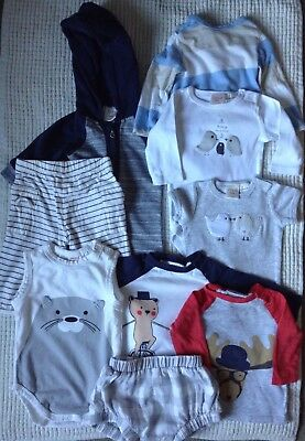 Seed Bulk Baby Boys Clothing Size 000 (0-3months) Excellent Condition