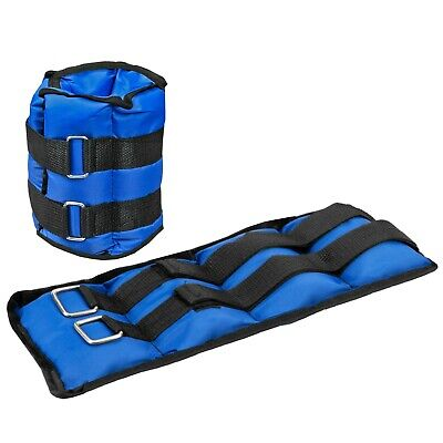 Ankle Weights Resistance Strength Training Exercise Wrist Bracelets Straps Gym