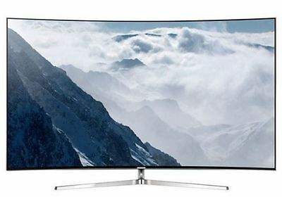 "Tv Intelligente Samsung Ue55Ks9000 55"" 4K Suhd Led Wifi Courbe"