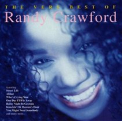 Randy Crawford-The Very Best of Randy Crawford  (US IMPORT)  CD NEW