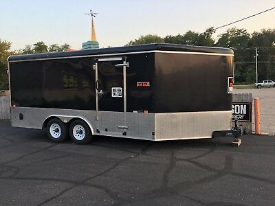2014 Enclosed Car/Toy Hauler, Like new, Loaded with Options REDUCED!