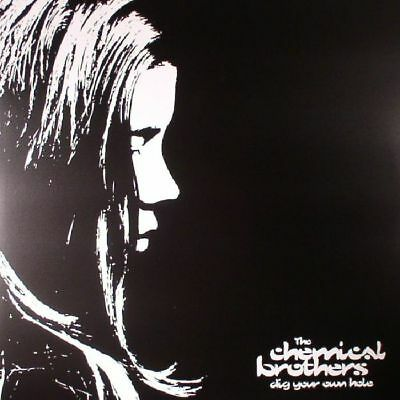 CHEMICAL BROTHERS, The - Dig Your Own Hole (reissue) - Vinyl (2xLP)