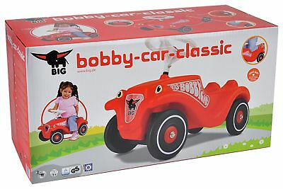 Smoby Big Bobby Classic Car - Red. From the Official Argos Shop on ebay