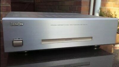Denon POA-F100 triple power amplifier surround system Hi Fi Separate