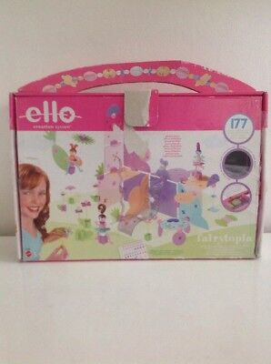 Ello Fairytopia Creation System Construction People Places Things Incomplete