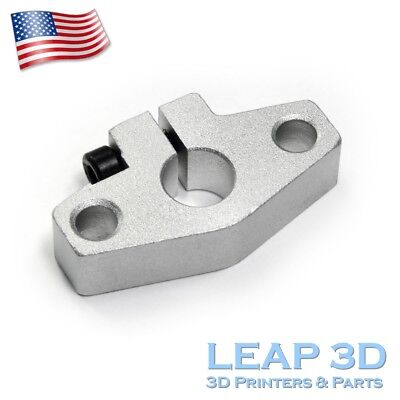 SHF10 10mm Rod Holder Linear Rail Shaft Guide Support CNC Mill RepRap 3D Printer