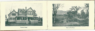 Antique New Hampshire Hotel Brochure ~ HOTEL EASTMAN ~ North Conway NH