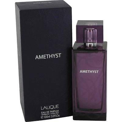 LALIQUE AMETHYST WOMAN 100ml EAU DE PARFUM SPRAY OVP