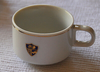 Western Airlines Small China Coffee Cup