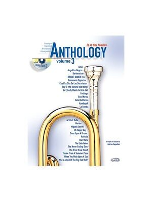 Anthology (Trumpet), Volume 3. Sheet Music, CD