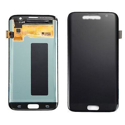 Lcd Display Touch Screen Digitizer Glass For Samsung S7 Edge G935A G935T Black