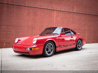 1991 Porsche 911 Carrera 2 Excellent driver with over $8,000 in recent mechanical service.