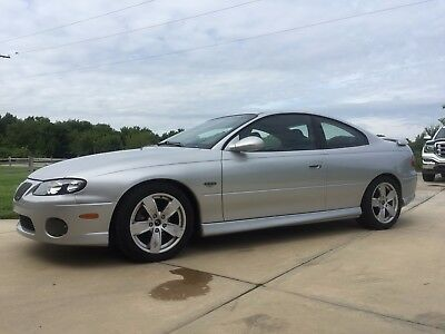 2004 Pontiac GTO Leather 2004 GTO with only 3800 miles since new.