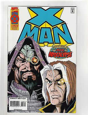 X-Man (1995) #3 VF/NM 9.0 Marvel Comics Age of Apocalypse