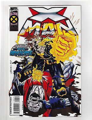 X-Man (1995) #4 VF/NM 9.0 Marvel Comics Age of Apocalypse