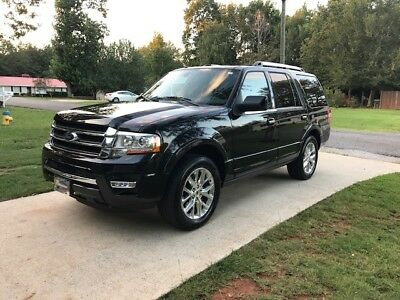 2015 Ford Expedition Limited 2015 FORD EXPEDITION LIMITED 4X2
