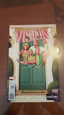 The Vision #1 Nm Marvel Comics First Print Sold Out