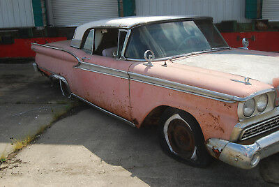 1959 Ford Other  Ford Skyliner - Two Available! Restore one and use the other for parts!