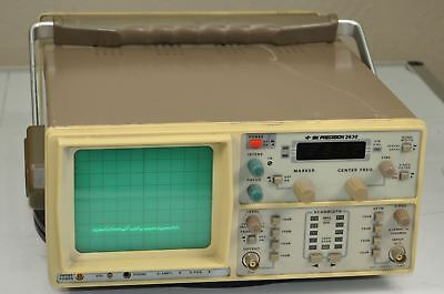 BK Precision 2630 Spectrum Analyzer UNCAL