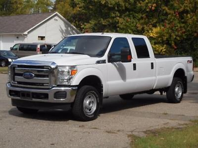 2015 Ford F-350 Super Duty XLT 2015 F350SD 4X4 XLT 6.2 GAS SUPER CREW PWR SEAT WARRANTY